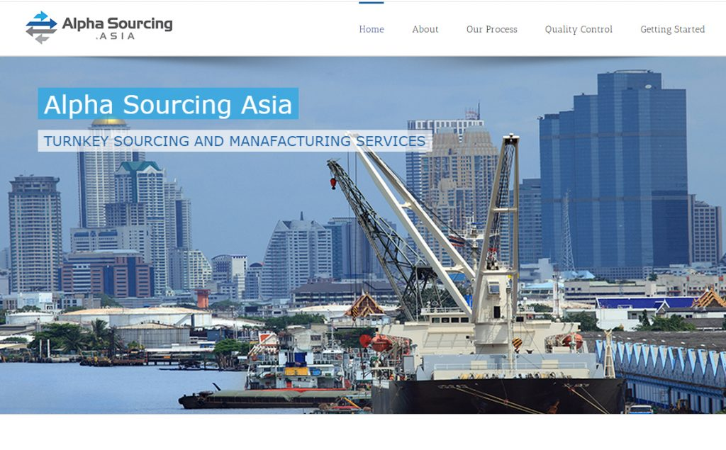 <h2>Sourcing and manufacturing supplier website</h2>