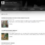 <h2>Sitio Web Internacional de un Periodista</h2>